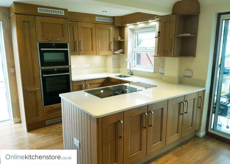 Croft Oak (With images) | Online kitchen store, Kitchen ...