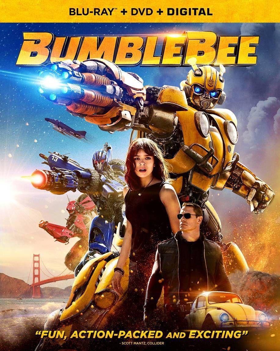 Transformers Bumblebee Blu Ray Details New Trailer Revealed Ver Películas Gratis Online 4k Uhd Ver Peliculas Gratis