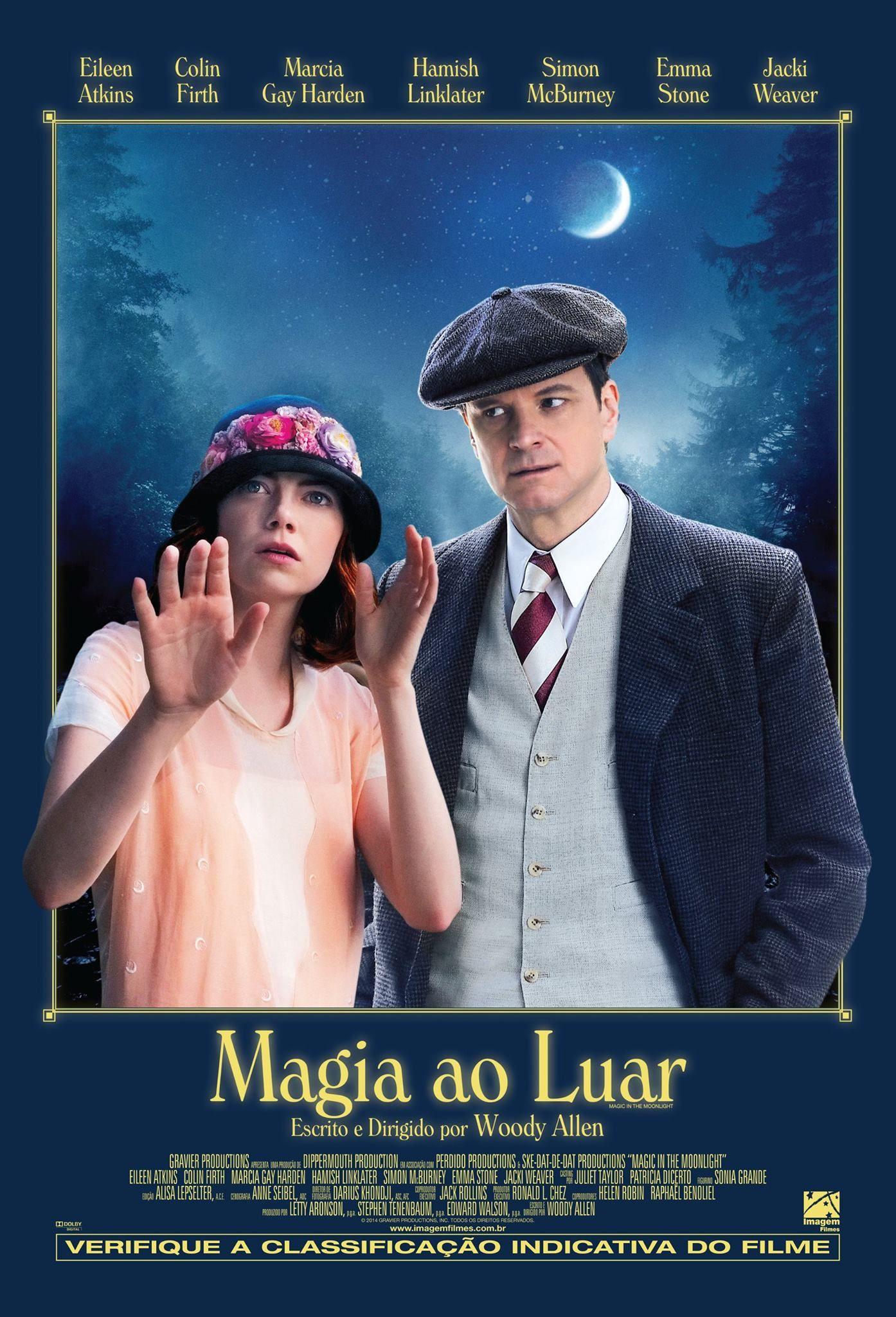 Assistir Filme Magia Ao Luar Filme Dublado Online Com Imagens