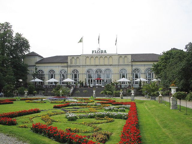 Kolner Flora Flora Botanischer Garten Garten