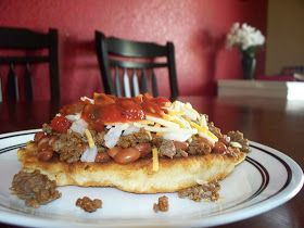 The Frugal Family Life: Indian Tacos :: Fry Bread Recipe