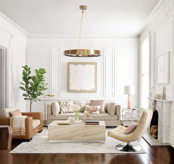 Beautiful Living Rooms On A Budget That Look Expensive: This Is How 5 Designers Make Their Small Home Look Like A