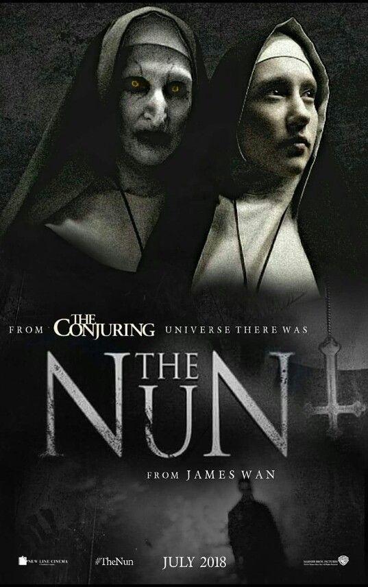 Pin On Ver Pelicula La Monja The Nun 2018 P E L I C U L A Completa