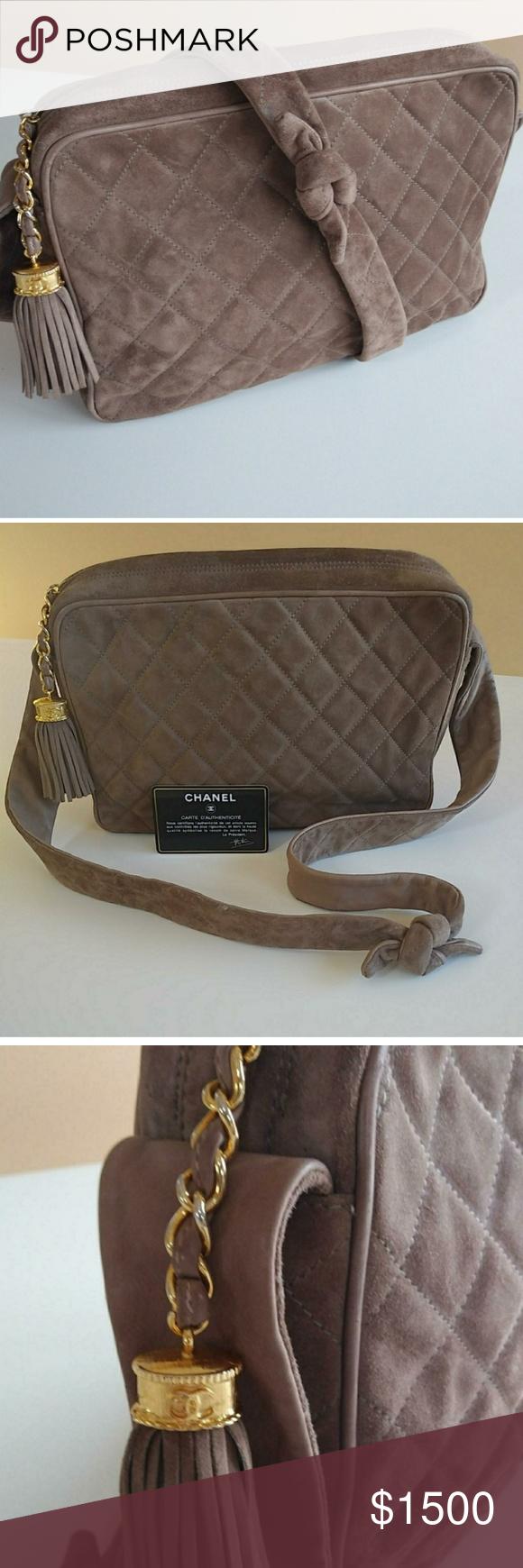 Vintage Chanel Camera Bag Vintage Chanel Leather Camera Bag Chanel