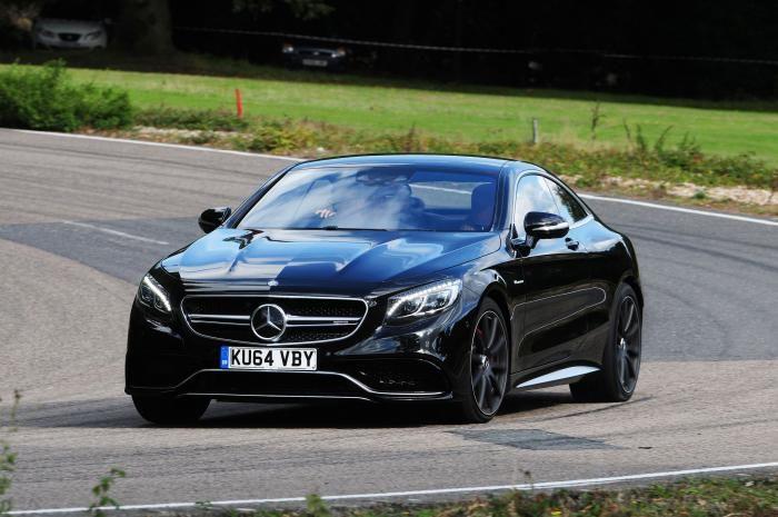 Mercedes-Benz S 63 AMG Coupé #windscreen http://www.windblox.com