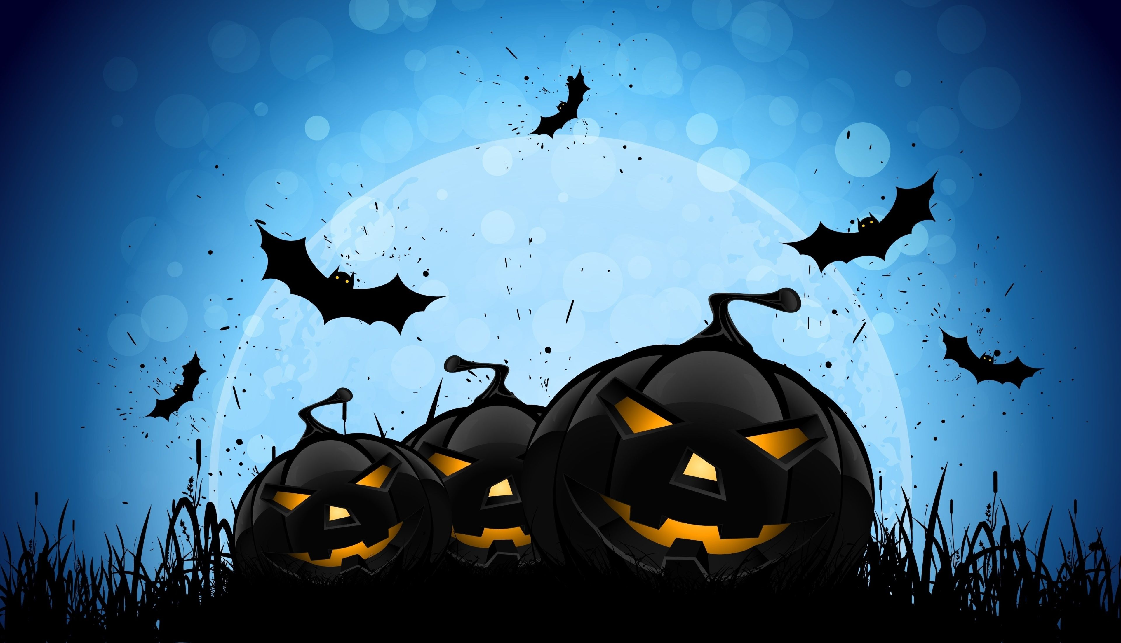 3840x2204 Halloween 4k Wallpaper Hd Halloween Canvas Halloween Wallpaper Halloween Backdrop