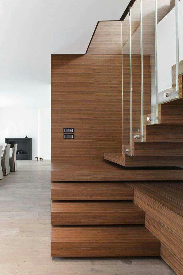 Concept staircase