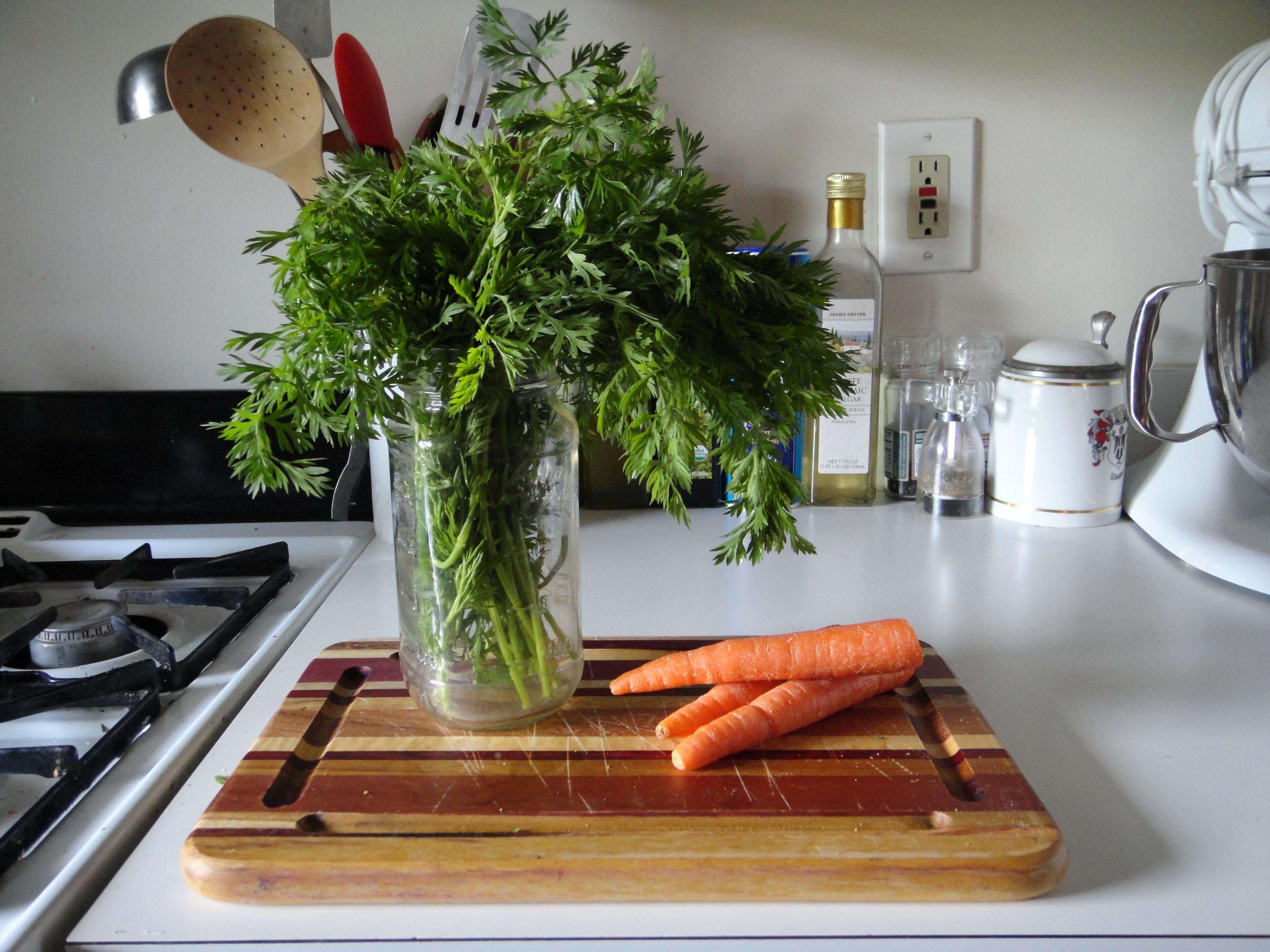 CarrotGreensCounter