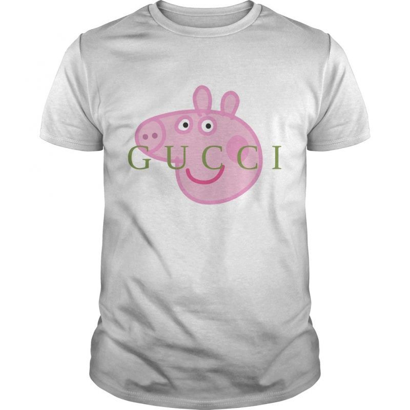 e6d7405a7 Official Gucci Peppa Pig Shirt, Hoodie, Sweater | Product
