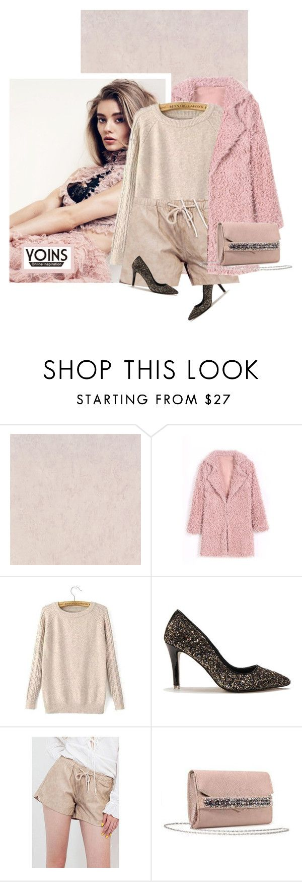 """""""Yoins 4"""" by chebear ❤ liked on Polyvore featuring yoins"""