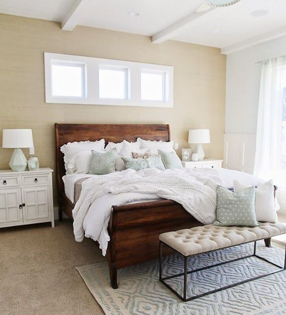 Farmhouse Style Bedroom With Minimalist Decor Concepts Decolover