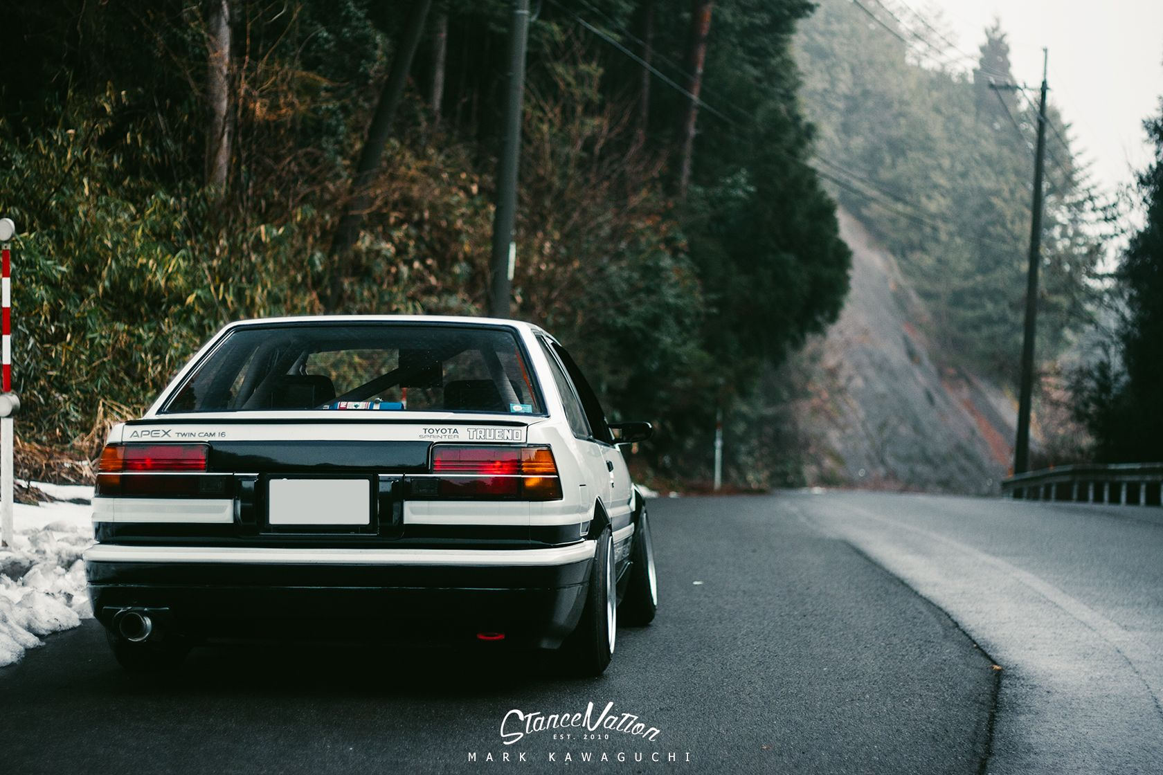 The Living Legend Sato S Gorgeous Ae86 Ae86 Living Legends
