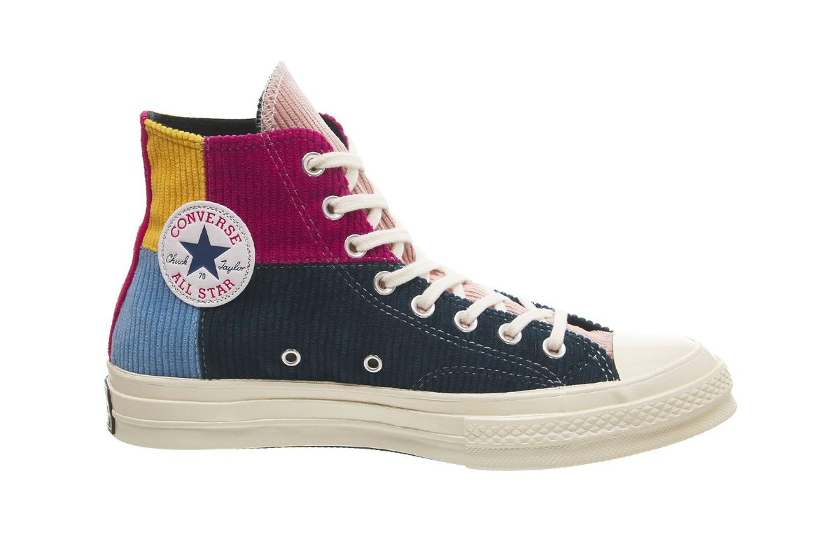 Converse Chuck 70 « Patchwork » OffSpring