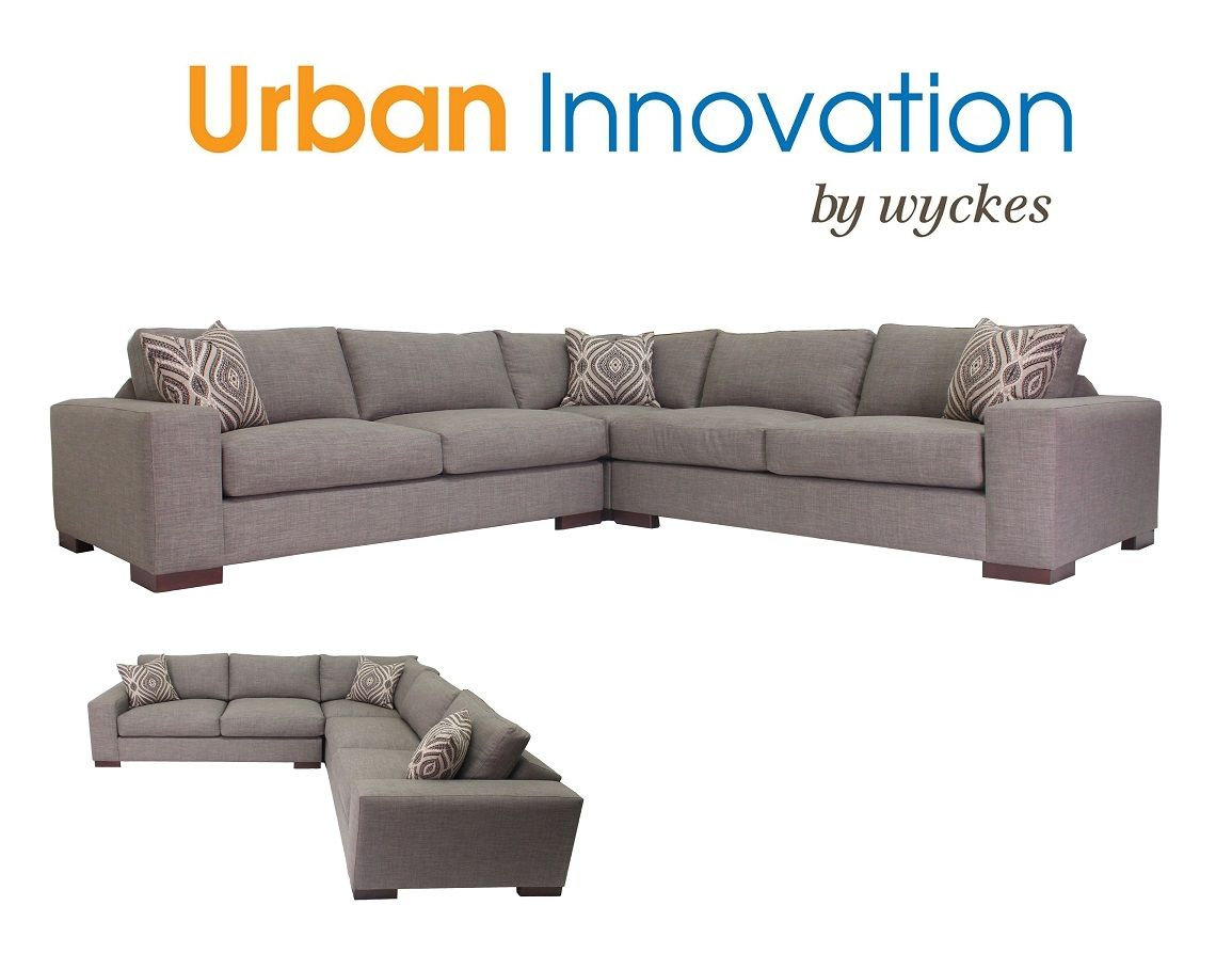 Modern large low arm custom made sectional sofa made in Los Angeles America  sc 1 st  Pinterest : sectional sofas los angeles - Sectionals, Sofas & Couches