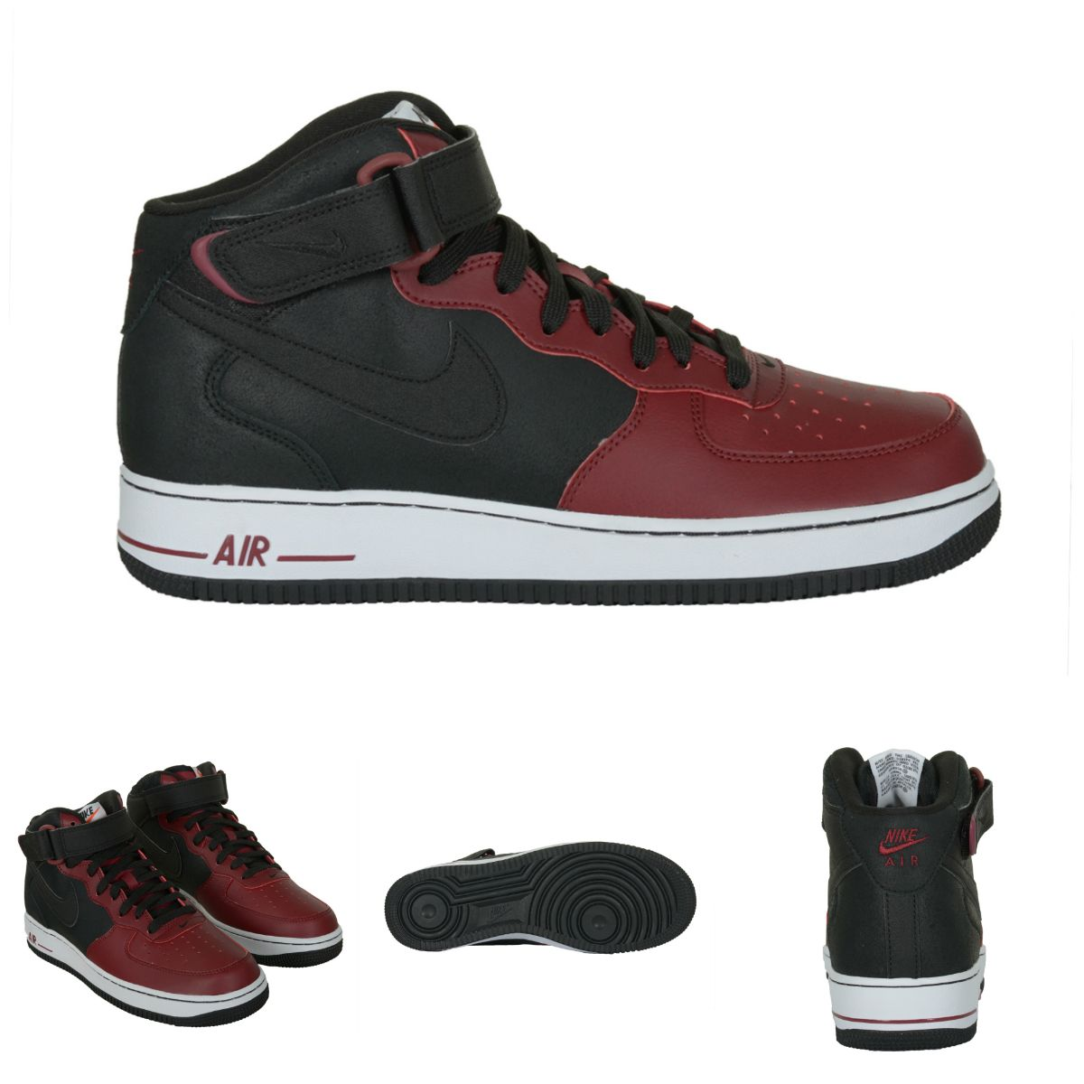 the latest styles by nike nike air force 1 mid 07 high top