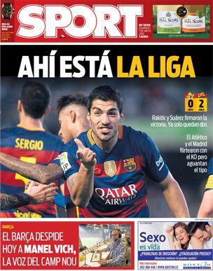 SPORT - Noticias deportivas de última hora Periodico Deportivo 99a39b85e2b4f
