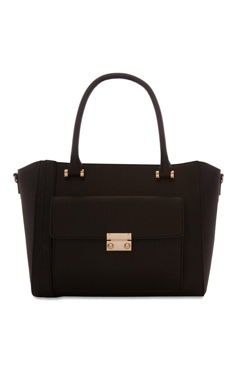 Black Wing Tote Bag Primark Bags