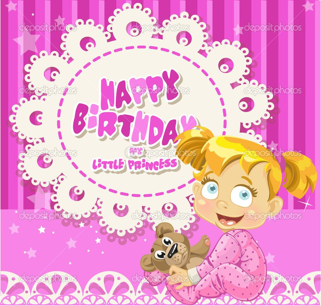 Happy Birthday Cards For Girls My Birthday Pinterest Happy