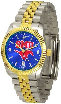 Southern Methodist University Mustangs Executive Anochrome - Men's - Men's College Watches by Sports Memorabilia. $153.47. Makes a Great Gift!. Southern Methodist University Mustangs Executive Anochrome - Men's