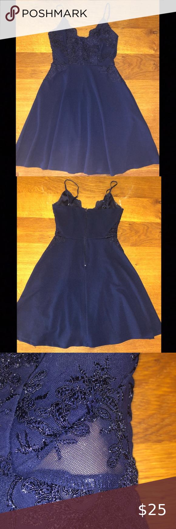Windsor Navy Blue Homecoming Dress Size Xs Blue Homecoming Dresses Navy Blue Homecoming Dress Homecoming Dresses [ 1740 x 580 Pixel ]