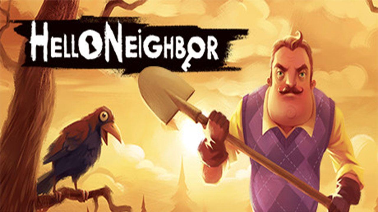 Hello Neighbor Sistem Gereksinimleri Oyun Macera Nintendo