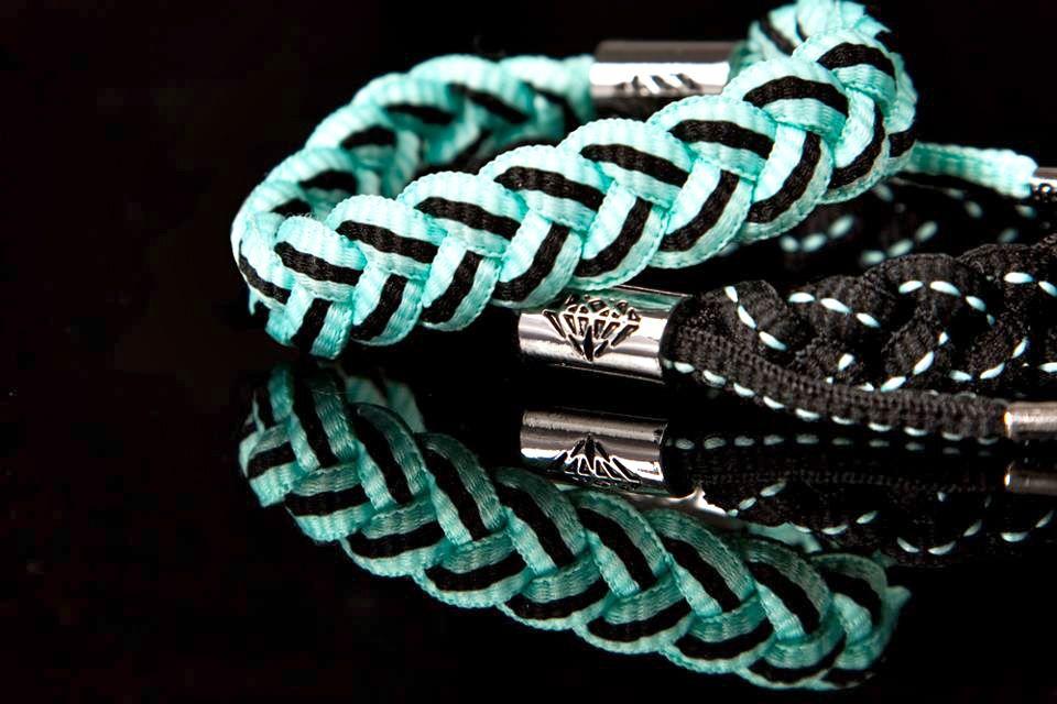 Diamond Supply Co X Rastaclat Bracelet I Want These With