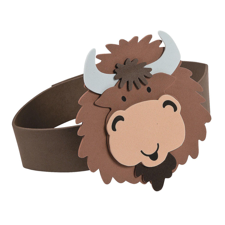 Yak Headband Craft Kit