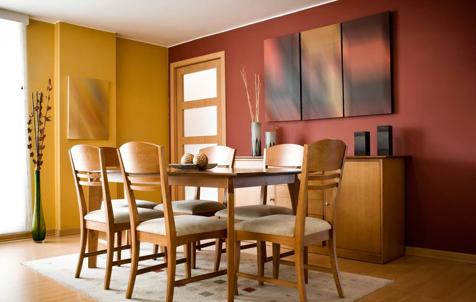 pin by quenchome on dining room pinterest dining room paint rh pinterest com best wall color for small dining room best wall color for small dining room