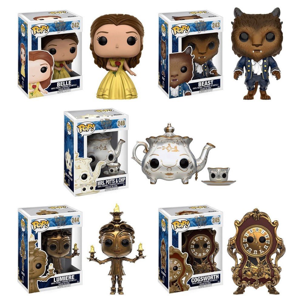 Funkos Latest Figures Hail From One Of Disneys Most Beloved
