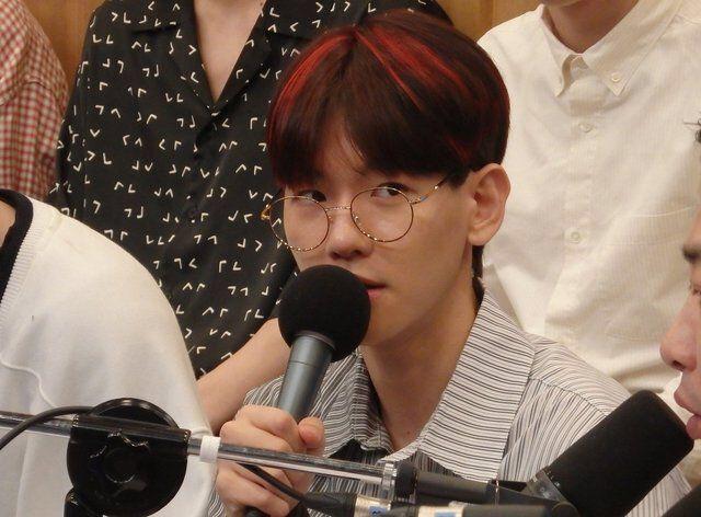 변백현 Baekhyun