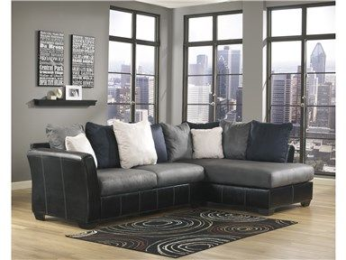 Shop For Signature Design Two Piece Sectional And Other Living Room Modern Couches Living Room Sectional Living