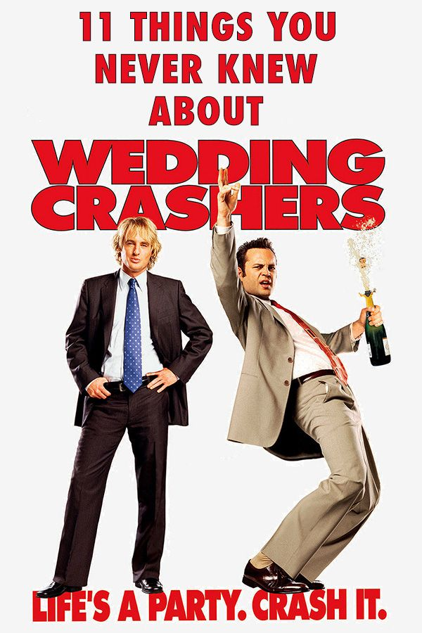 Wedding Crashers The Naughty Yet Nice Tale Of Two Longtime Friends Who Well Crash Weddings Is Wedding Movies Wedding Crashers Movie Wedding Crashers Quotes