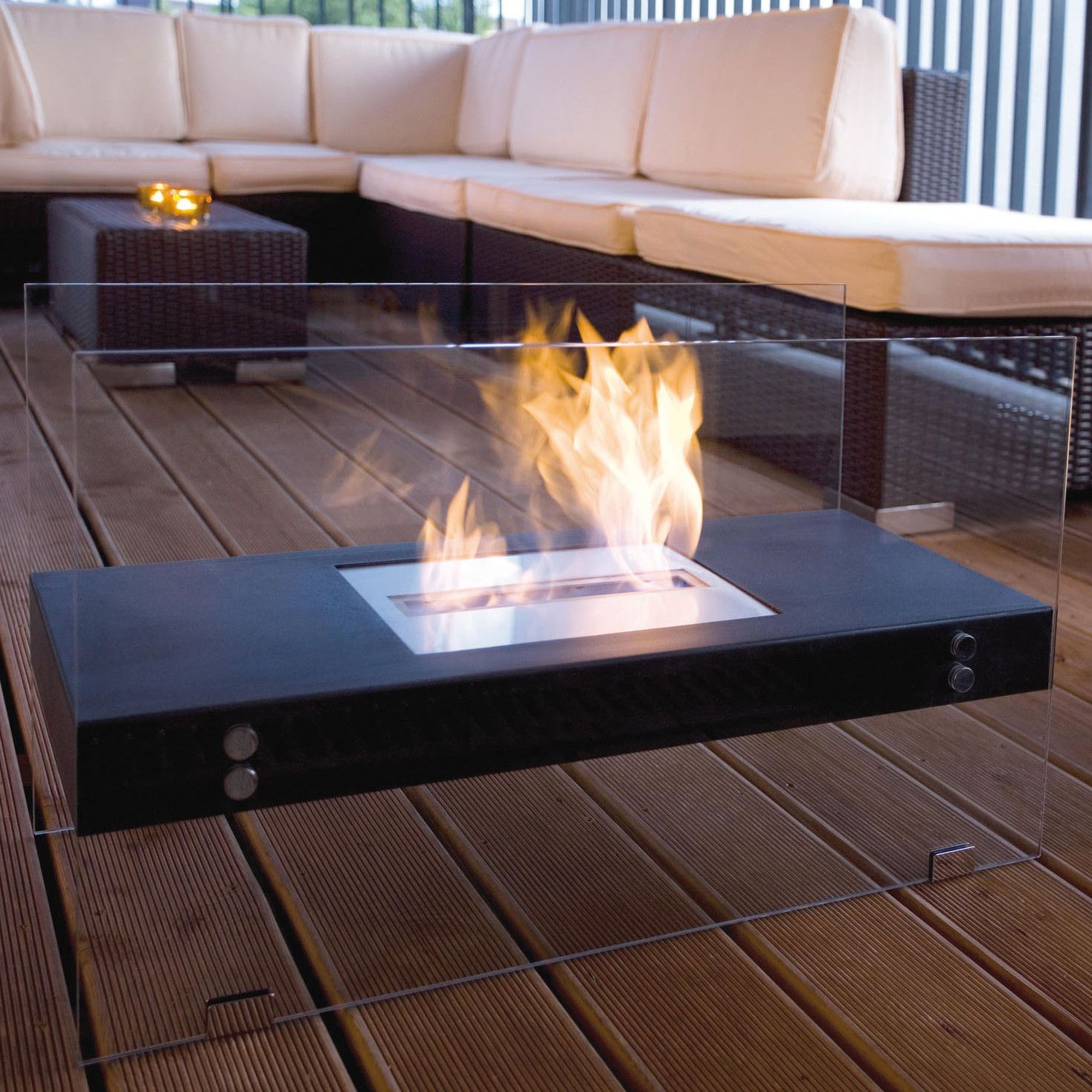 buschbeck boston bio ethanol fireplace allmodern 999 outdoor