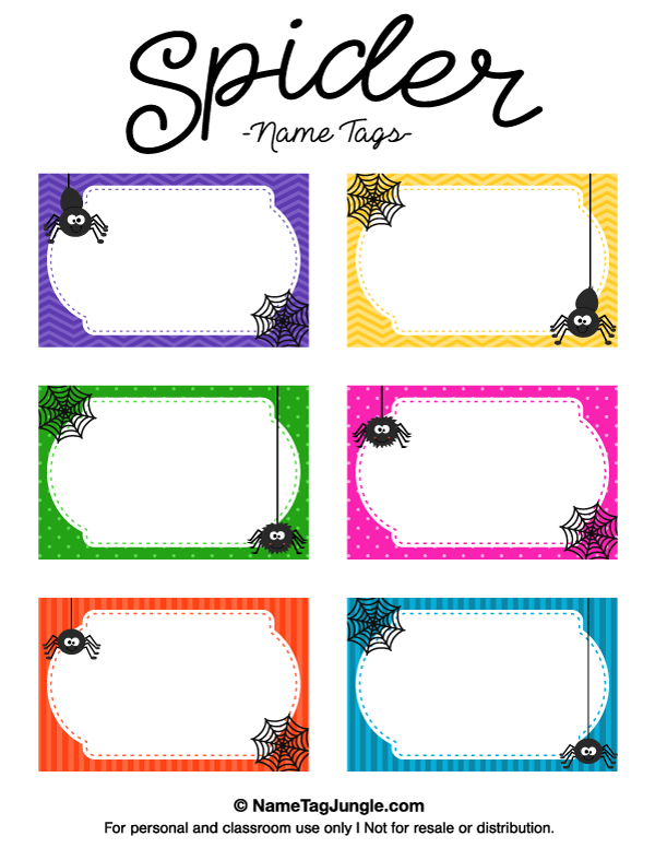 Canny image within name tag maker free printable