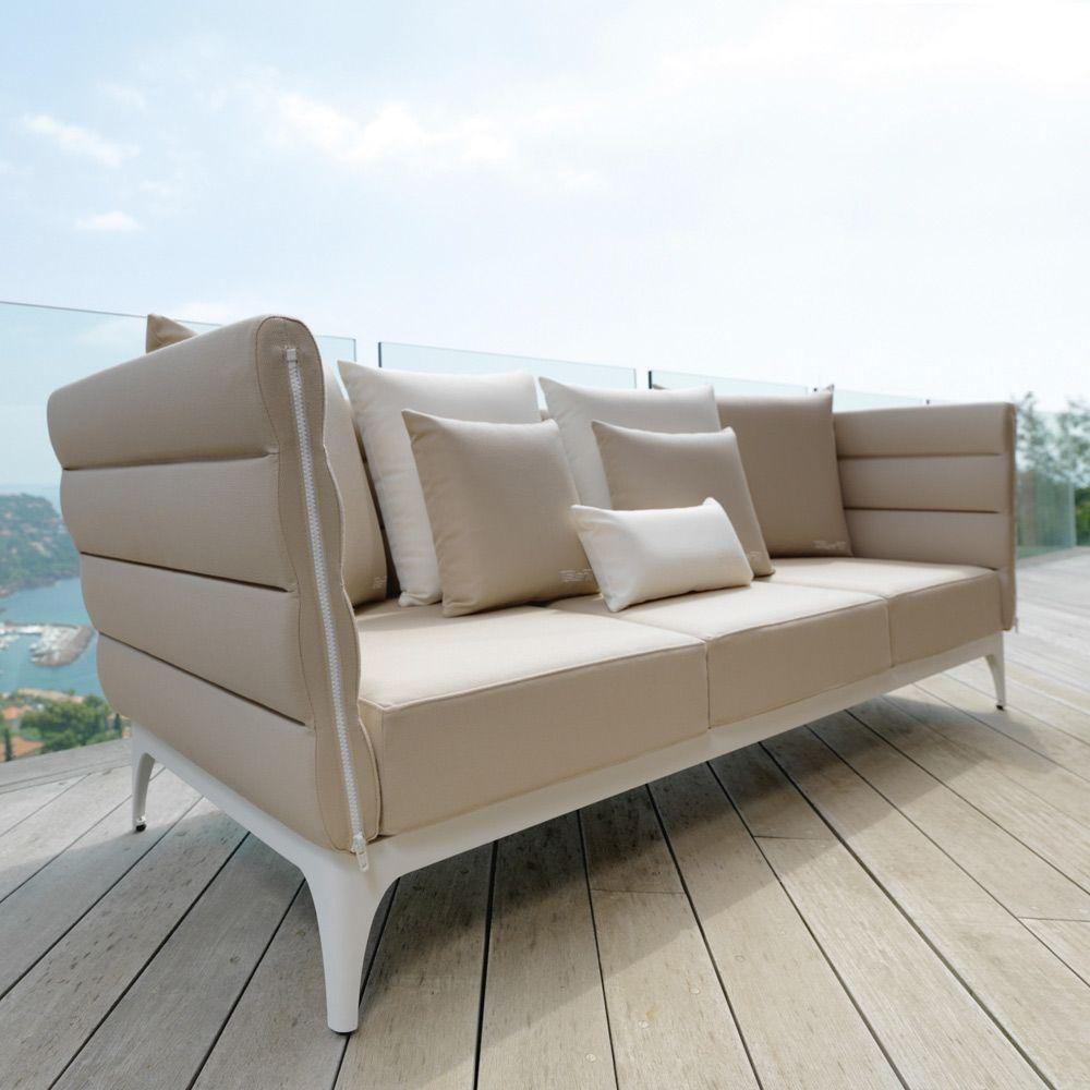 Divano da giardino design moderno Pad by Talenti #divano #giardino ...