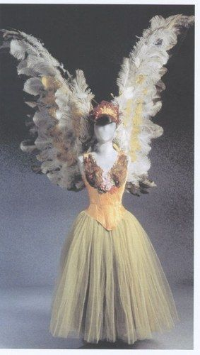 Bird costume, The Firebird