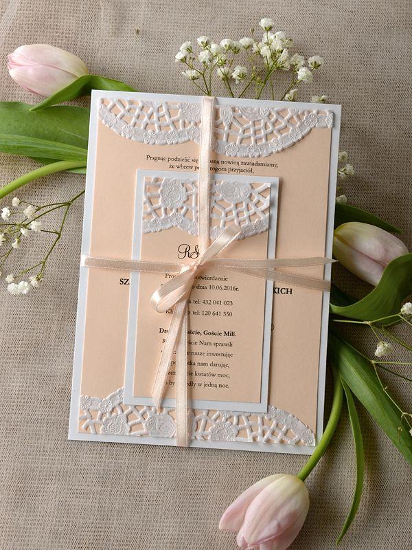 Zaproszenia ślubne Rustykalne 08rstkorzzaproszenia ślubne