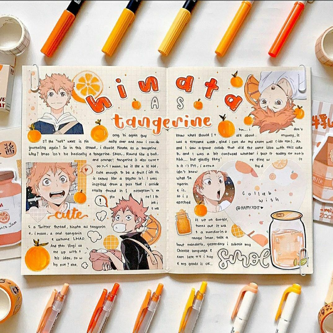 Pin By Prio On Anime Anime Book Bullet Journal Aesthetic Bullet Journal Cover Ideas