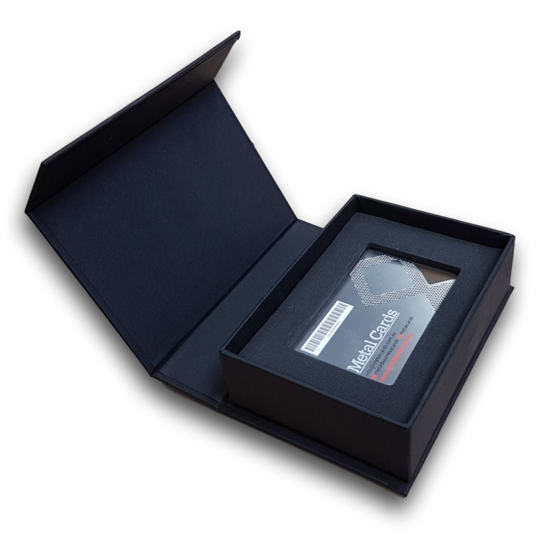 Deluxe Gift Card Credit Card Magnetic Box Produced By Duncan