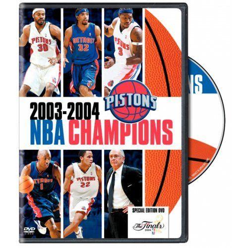 Nba Champions 2004 Detroit Pistons Nba Champions Detroit Pistons Nba