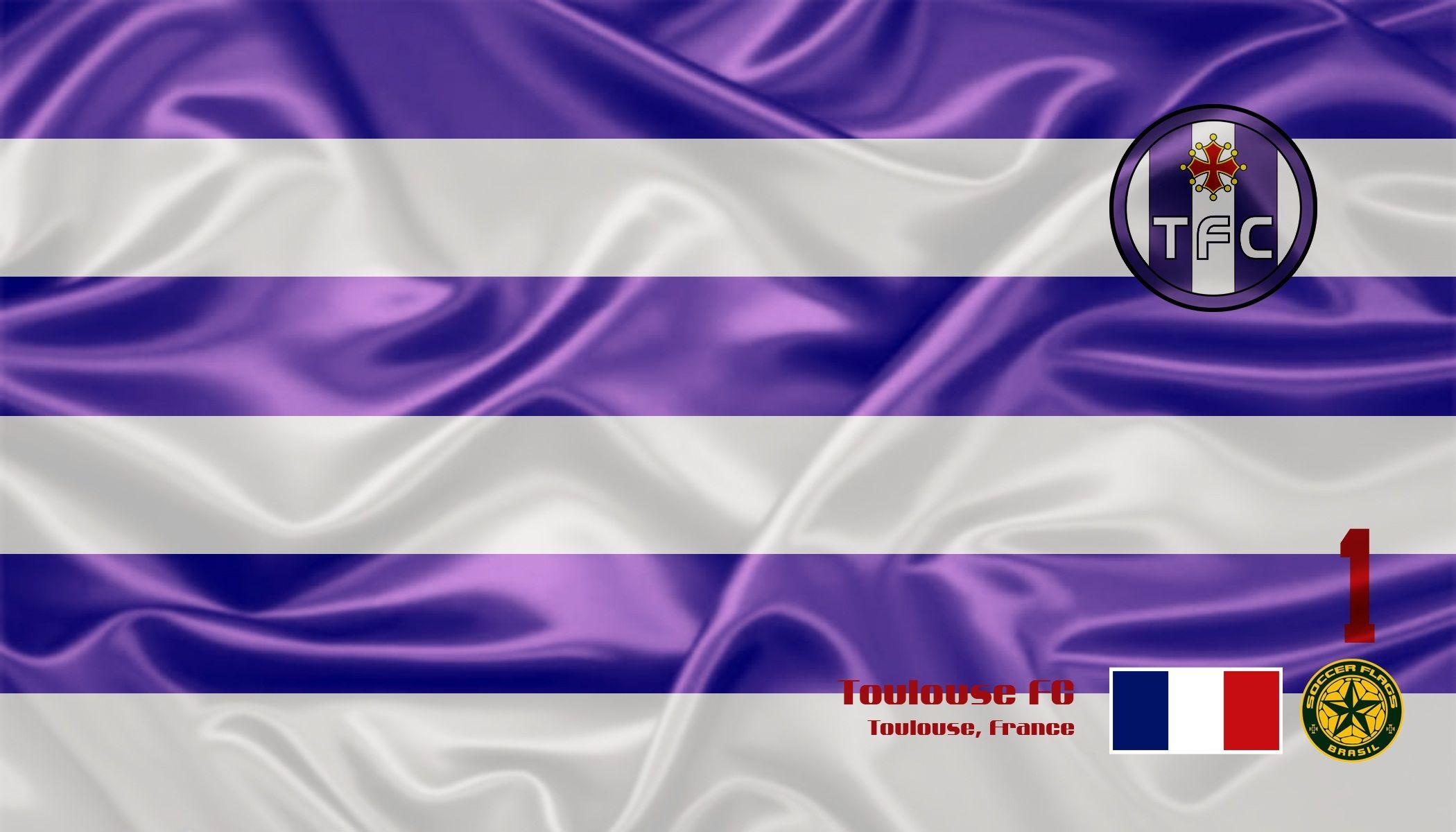 Toulouse FC - Veja mais e baixe de graça em nosso Blog http://soccerflags.blogspot.com.br