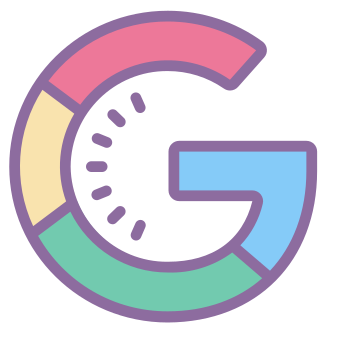 Google Maps Icons In Cute Color Style For Graphic Design And User Interfaces In 2020 Google Icons App Icon App Store Icon