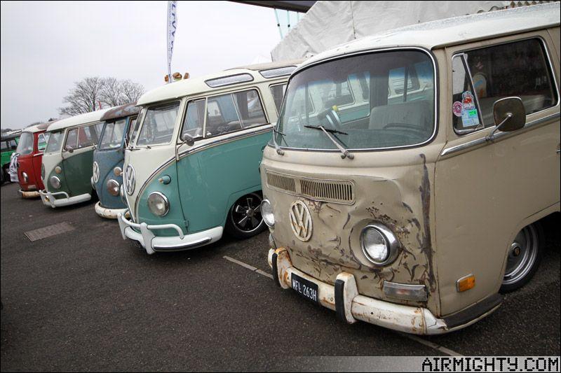AirMighty.com: El VW refrigerado por aire del sitio - Volksworld Show 2013