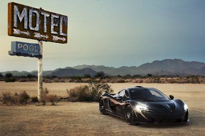 The Incredible McLaren P1 - USA cruising! Click on the supercar & sign up to carhoots for the coolest 'pinworthy' automotive photography
