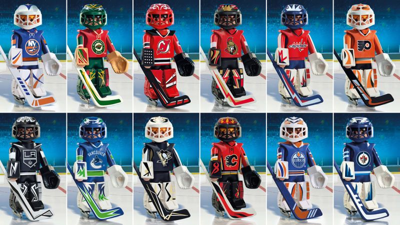 Playmobil Welcomes 12 More Nhl Teams To Its Roster Nhl Teams Playmobil
