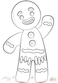 Resultado De Imagen Para Colorear Muneco De Jengibre Hombre De Jengibre Shrek Tutorial De Dibujo Dibujo De Navidad