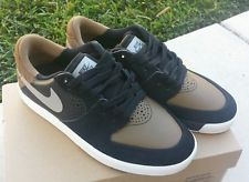Nike Paul Rodriguez 7 Sz 6 Black Grey Military Brown SB NIB