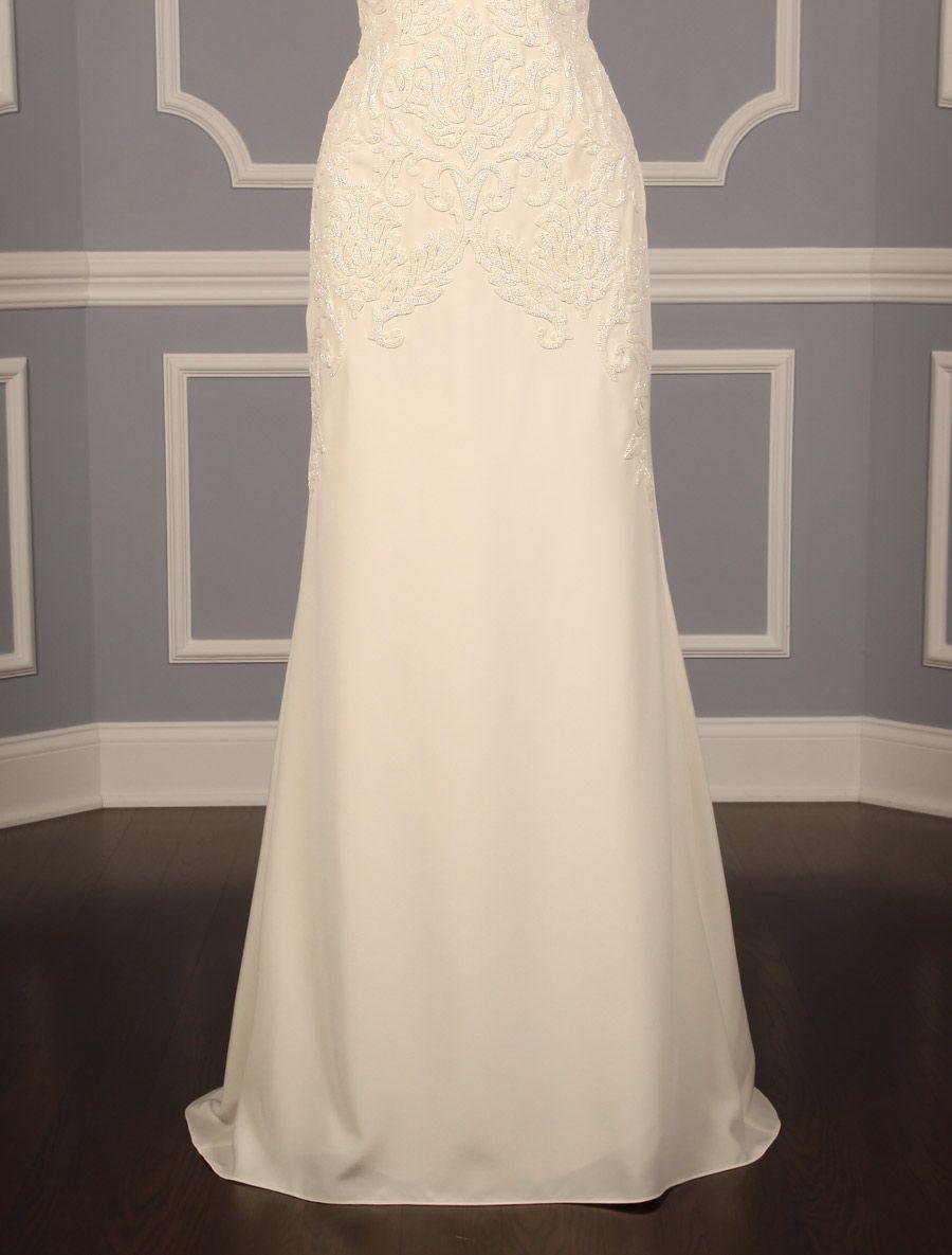 Nicole miller annabel ks10000 wedding dress sale your