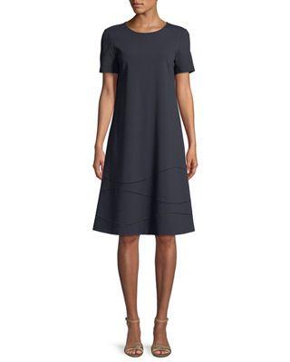 cd9d77112c10 Lafayette 148 New York Jasmin Punto Milano Dress | Products ...
