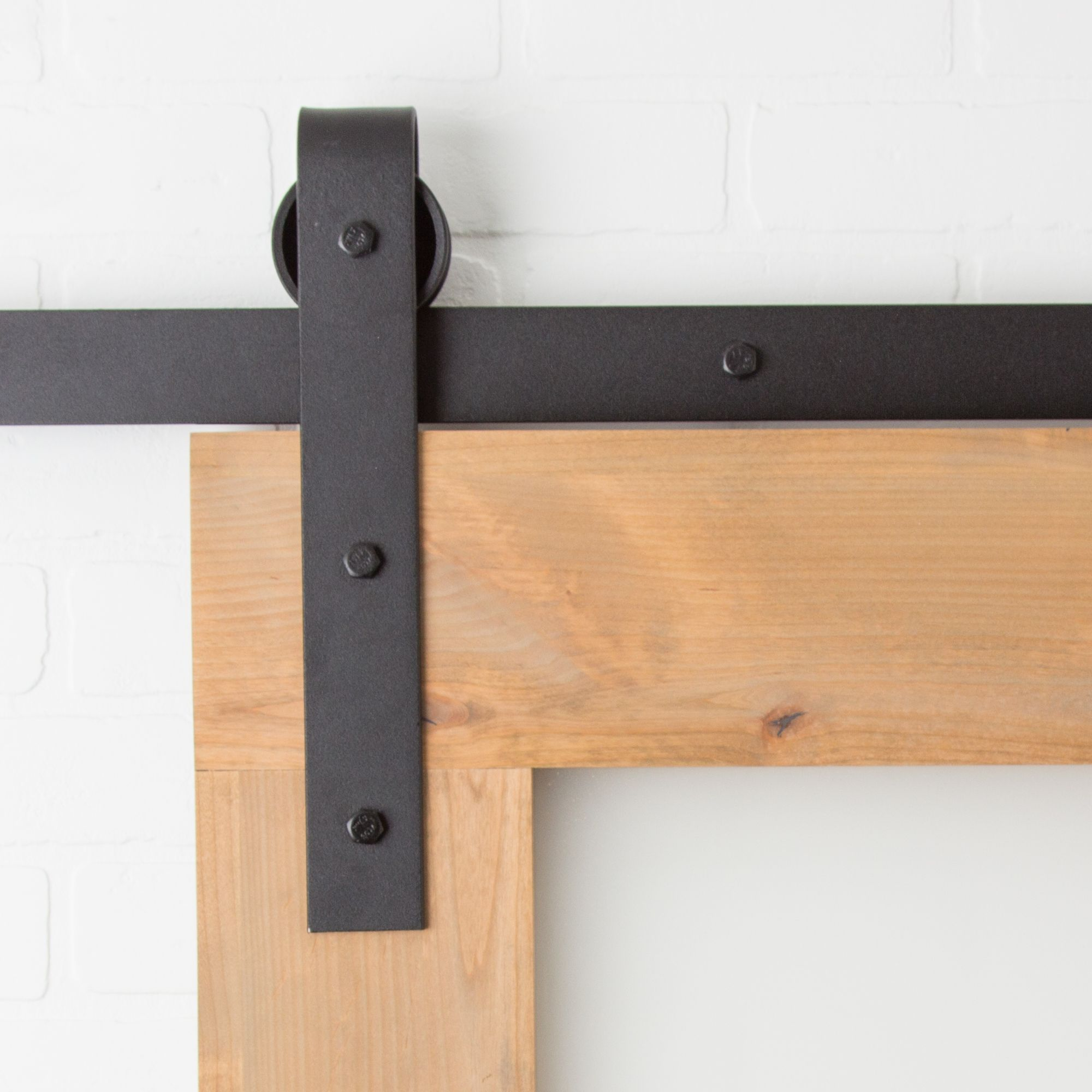 Our Classic Barn Door Hardware Is The Most Universally Purchased And